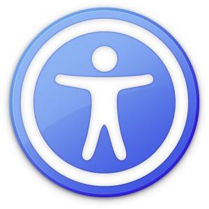 Universal Access Icon Image
